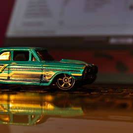Car by Zia Haq - Artistic Objects Toys