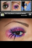 Screenshot of Eye Makeup Idea Book Too