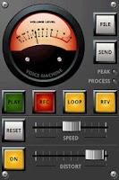 Screenshot of Voice Machine