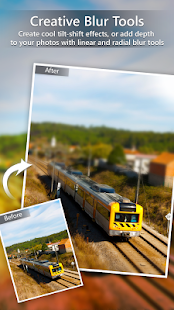 PhotoDirector Photo Editor App Screenshot