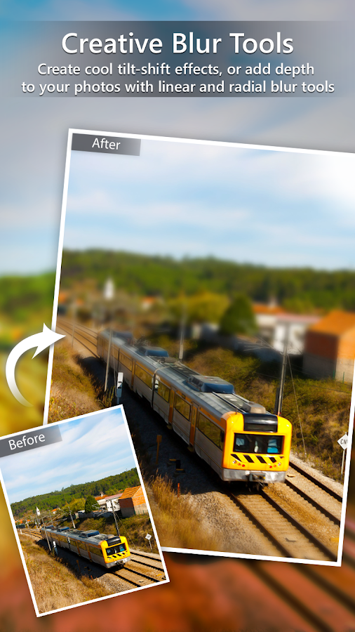 PhotoDirector Photo Editor App Screenshot 5