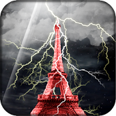 APK App Eiffel Tower Live Wallpaper for BB, BlackBerry