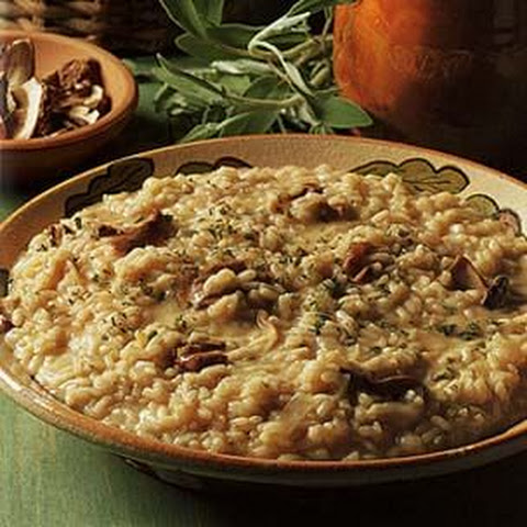 Baked Mushroom Risotto With Caramelized Onions Recipes — Dishmaps