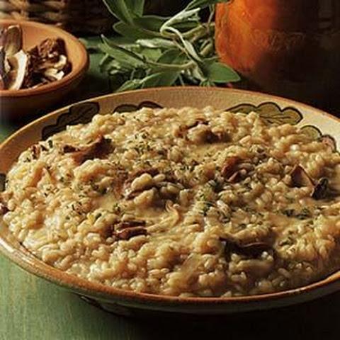 Parmigiano Reggiano, Pumpkin and Porcini Risotto Recept | Yummly