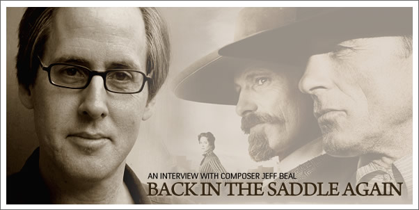 Interview with Composer Jeff Beal
