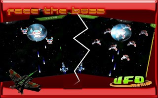Screenshot of UFO Mania