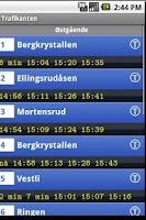 Screenshot of Osloruter