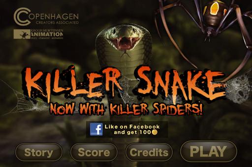 Killer Snake - screenshot
