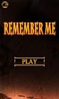 Screenshot of Remember Me