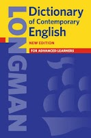 Screenshot of Longman Dictionary of English