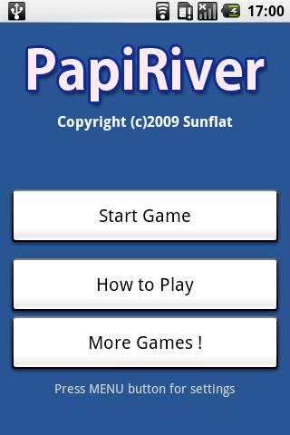 papiriver for android screenshot