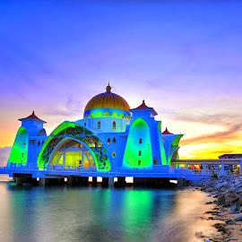 peaceful... by Adi Prakasa - Buildings & Architecture Places of Worship