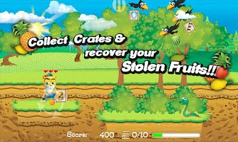 Screenshot of Fruity Tales