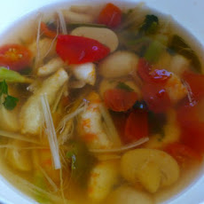 Tom Yum Soup [Vegan]