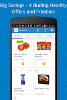Screenshot of SavingStar - Grocery Coupons