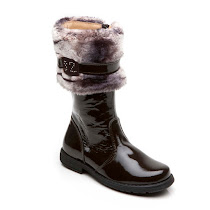 Step2wo Tiger - Faux Fur Trim Boot BOOTS