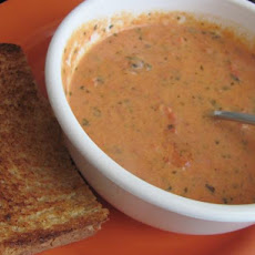 Easy Pantry Tomato Bisque