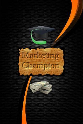 Marketing Champion
