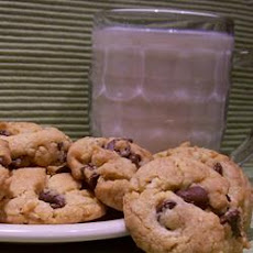 Blue Ribbon Chocolate Chip Cookies