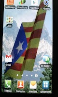 Screenshot of Estelada 3D Live Wallpaper