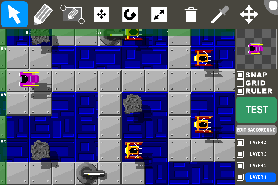 Game Creator Screenshot 6