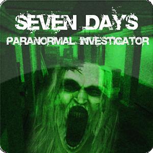 Cover art Paranormal Investigator