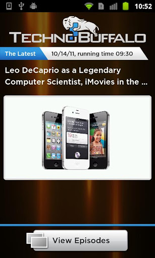 【免費生活App】TechnoBuffalo-APP點子