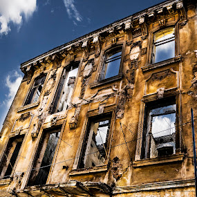by Luca Arșinel - Buildings & Architecture Decaying & Abandoned ( , abandoned, building )