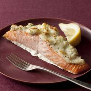 Salmon-Potato Bake