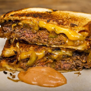 Patty Melts With Grilled Onions Recipes