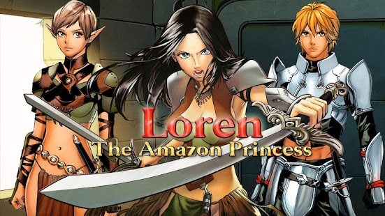 Loren Amazon Princess Complete - screenshot