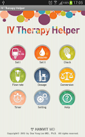 Screenshot of IV Therapy Helper (IVIC)