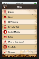 Screenshot of Don Jose's