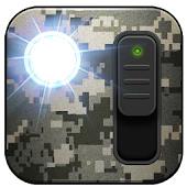 Military Flashlight Free for Lollipop - Android 5.0