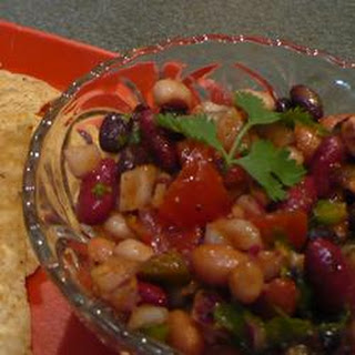 Mexican Spicy Bean Salad