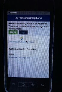 Australian Cleaning Force - screenshot