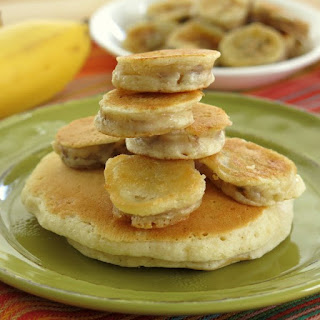 Battered Banana Pancakes