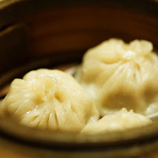 Steamed Dumplings with Spicy Turkey Filling