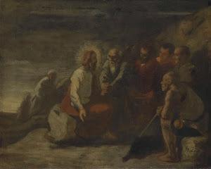 RIJKS: Honoré Daumier: painting 1879