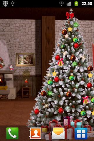 Pocket Christmas Tree Live WP