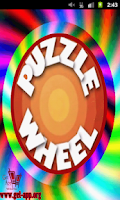 Screenshot of Wheel Puzzle