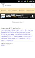Screenshot of Prontuario Farmaceutico Gratis