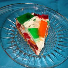Broken Glass Torte