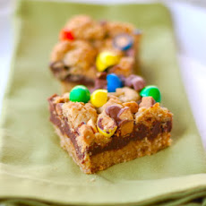 Candy Fudge Bars