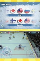 Screenshot of Hockey Nations 2010