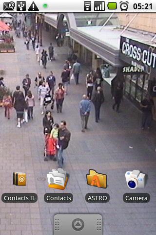 Random Webcam Wallpapers