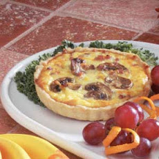 Rustic Quiches