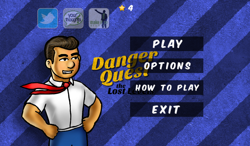 Danger Quest! The Lost Levels Screenshot 8