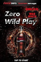 Screenshot of Zero WildPlay