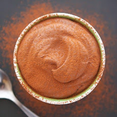 3-Ingredient (Dairy-Free) Cocoa Mousse